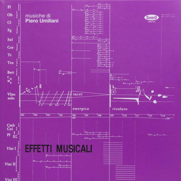 Effetti Musicali (Purple vinyl)