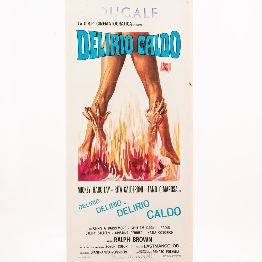 Delirio Caldo / Renato Polselli