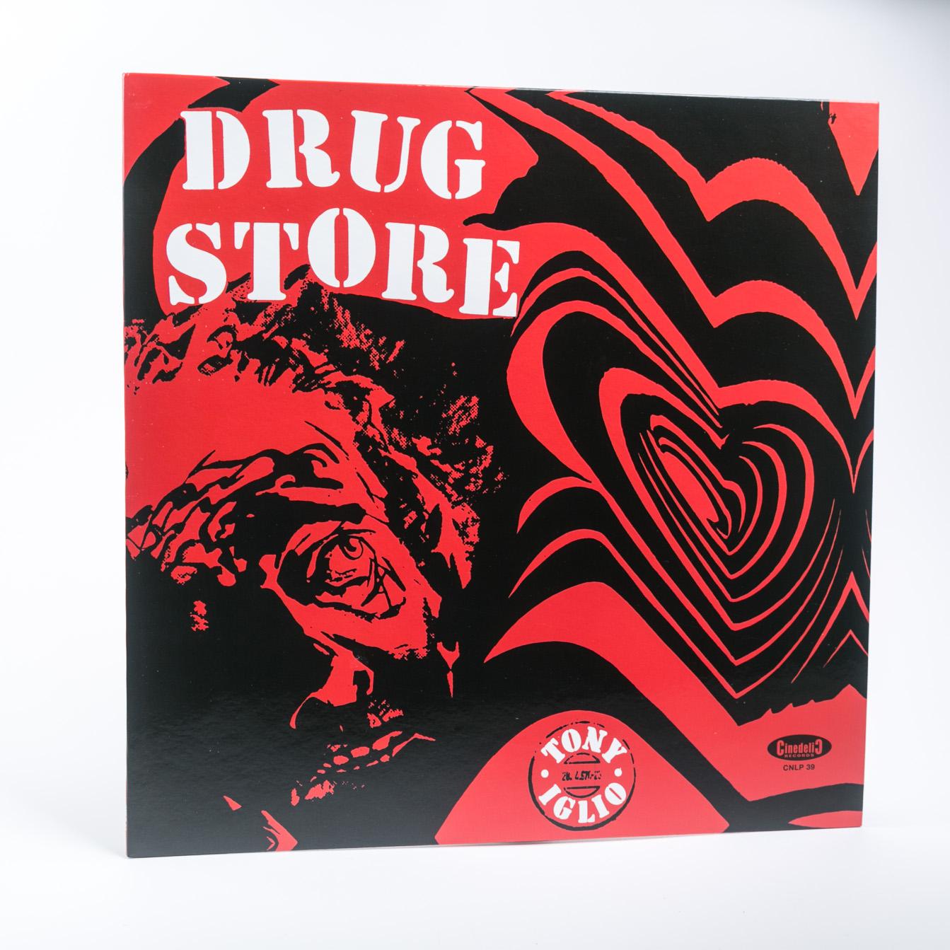 Drugstore LP (Red vinyl) + CD