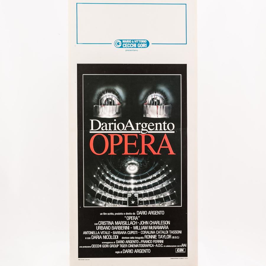 Opera / Dario Argento